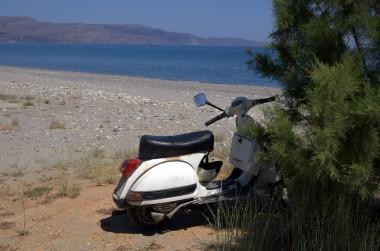 Dzika plaża na Krecie (Fot. Flickr.com; Iain Farrell)