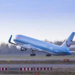 Pierwszy wylot niebieskiego samolotu do Meksyku. Wrażenia z podróży